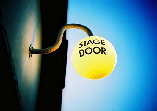 stage door lampe